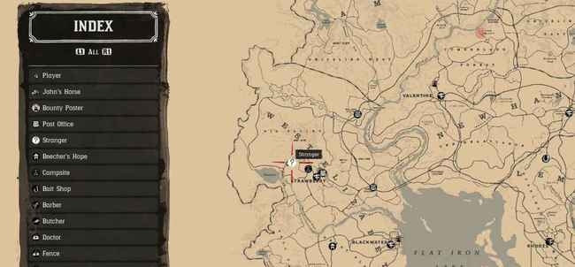 Все наскальные рисунки в Red Dead Redemption 2