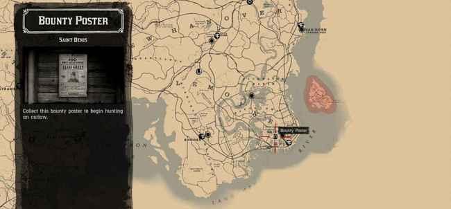 Охота за головами в Red Dead Redemption 2