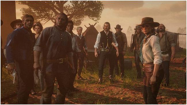 Red Dead Redemption 2 / Читы