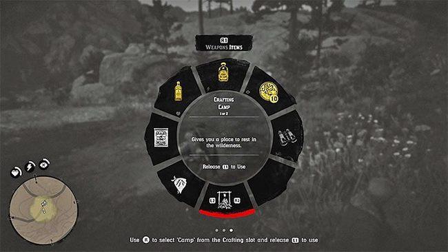 Как быстро изменить время суток в Red Dead Redemption 2?