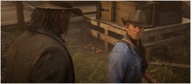 Релизный трейлер Red Dead Redemption / Red Dead Redemption 2