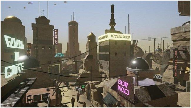 Star Wars Knights of the Old Republic на Unreal Engine 4 / Фанатский ремейк