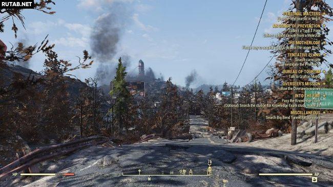Есть ли задания в Fallout 76?