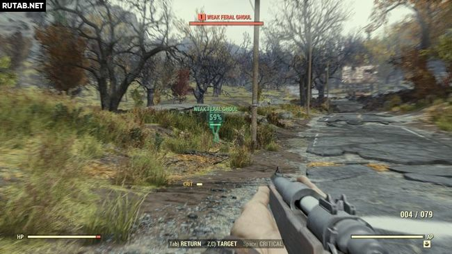 Как работает V.A.T.S. в Fallout 76?
