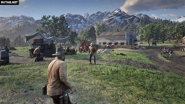 Как выиграть дуэль в Red Dead Redemption 2?