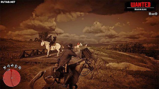 Можно ли войти в Блэкуотер в Red Dead Redemption 2?