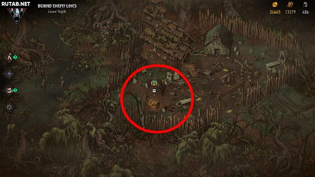 Карта сокровищ Ангрена | Гайд Кровная вражда: Ведьмак. Истории