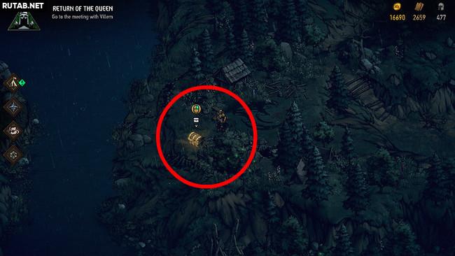 Карта сокровищ Ривии | Гайд Кровная вражда: Ведьмак. Истории