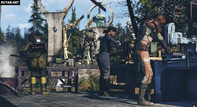 Гайд Fallout 76 – Первые 76 секунд... минут... и часов