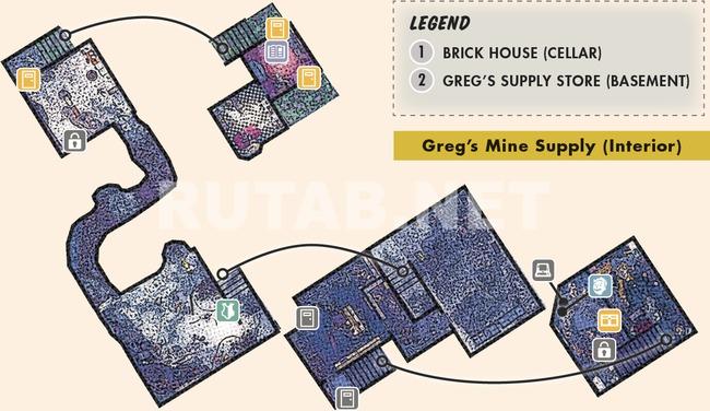 Шахтное оборудование Грега | Регион Лес - Зона C