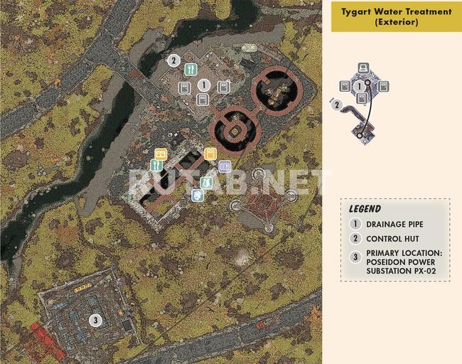 Водоочистная установка | Регион Лес - Зона C
