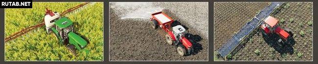 Улучшение качества урожая в Farming Simulator 19