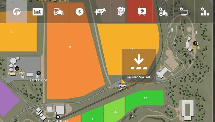 Элеватор зерна для фарминг симулятор продажа мультивенов и транспортеров во в