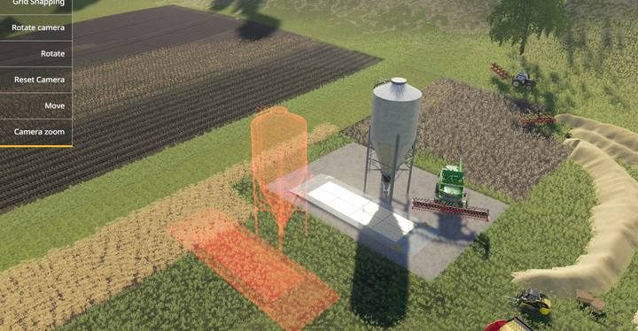 Элеватор зерна для фарминг симулятор замена опорного подшипника фольксваген транспортер т5