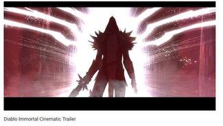 Мобильная Diablo Immortal | Анонс мобильная