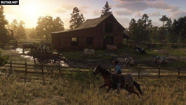 В Red Dead Online можно будет купить транспорт и дома?