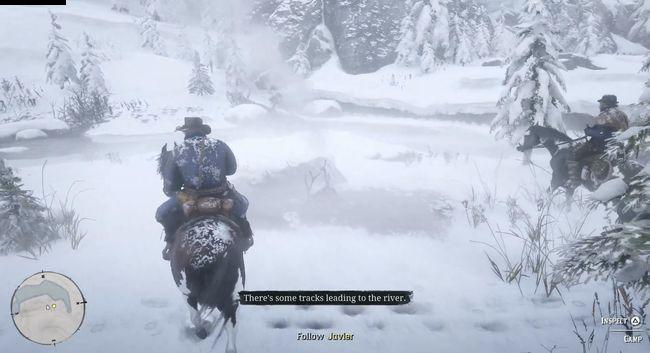 Приходит с мыслями о прошлом | Прохождение Red Dead Redemption 2