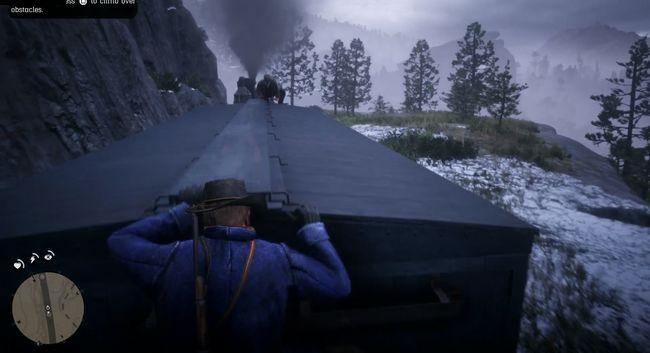 Кто, черт возьми, этот Левит Корнуолл? | Прохождение Red Dead Redemption 2