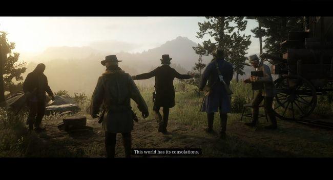 На восток | Прохождение Red Dead Redemption 2