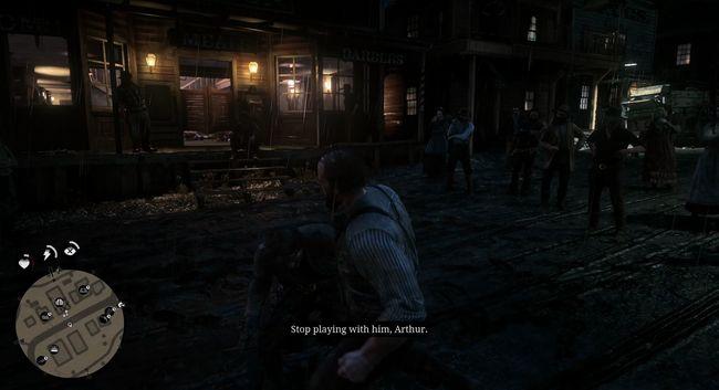 Отдых по-американски | Прохождение Red Dead Redemption 2