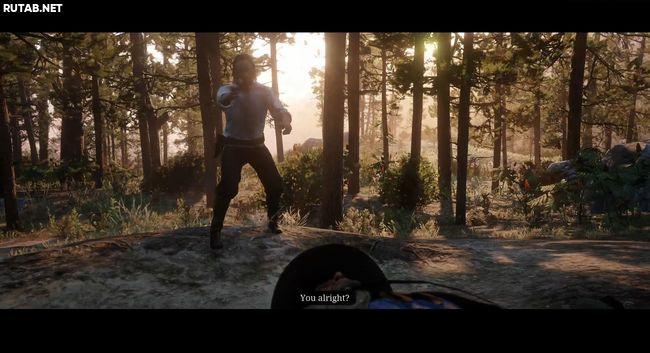 Визит вежливости | Прохождение Red Dead Redemption 2