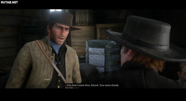 Кто без греха | Прохождение Red Dead Redemption 2