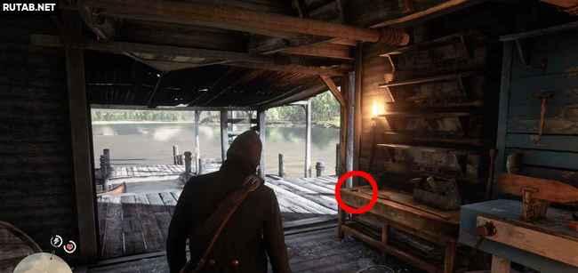 Где найти компас в Red Dead Redemption 2?