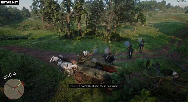 Взывая к прощению | Прохождение Red Dead Redemption 2