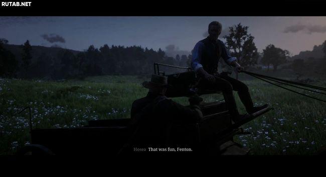 Реклама, новое искусство — часть 2   Прохождение Red Dead Redemption 2