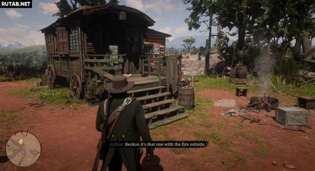 Охота на фокусников | Прохождение Red Dead Redemption 2