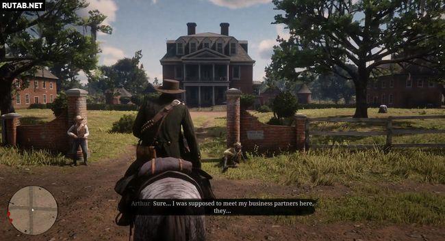 Конина на ужин | Прохождение Red Dead Redemption 2