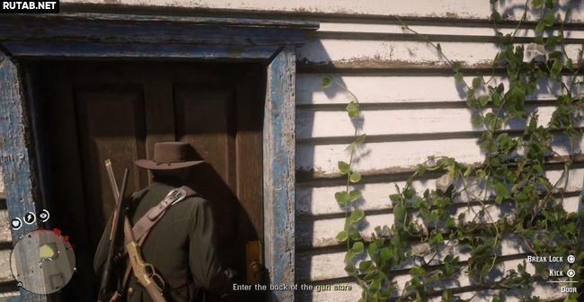 Прогулка по живописному городку   Прохождение Red Dead Redemption 2