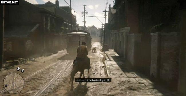 Блага цивилизации   Прохождение Red Dead Redemption 2