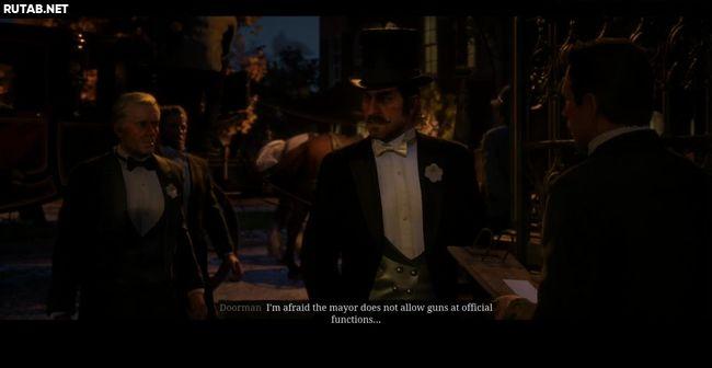 Золотая клетка | Прохождение Red Dead Redemption 2