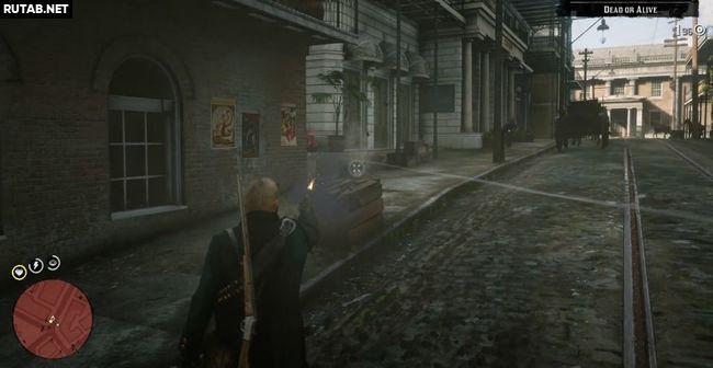 Развлечения в городе | Прохождение Red Dead Redemption 2
