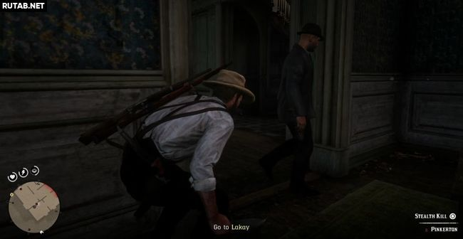 Дорогой дядя Тацит | Прохождение Red Dead Redemption 2
