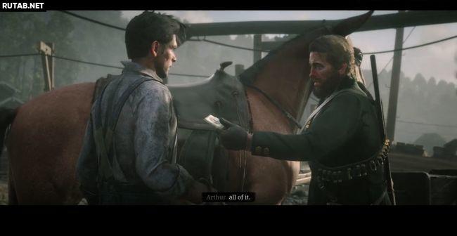 Не ждите прощения – I | Прохождение Red Dead Redemption 2