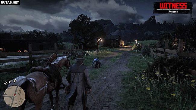 Преступления в Red Dead Redemption 2
