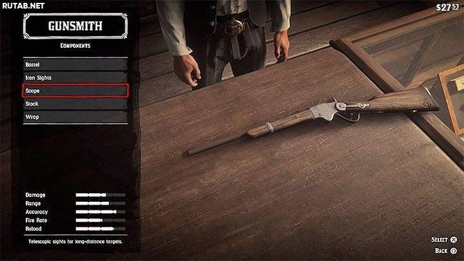 Где взять оптический прицел для винтовки?