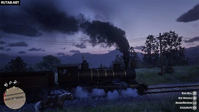 Как управлять поездом?