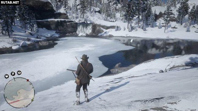 Как убить легендарного белого бизона?