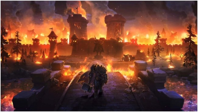 Warcraft III Reforged / Blizzard