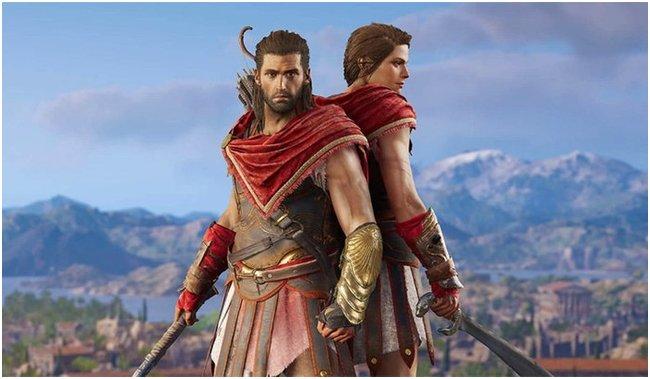 Геймдиректор Odyssey | Creed