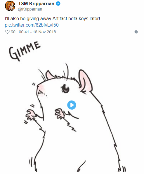 Ключи на бету Artifact. Как получить?