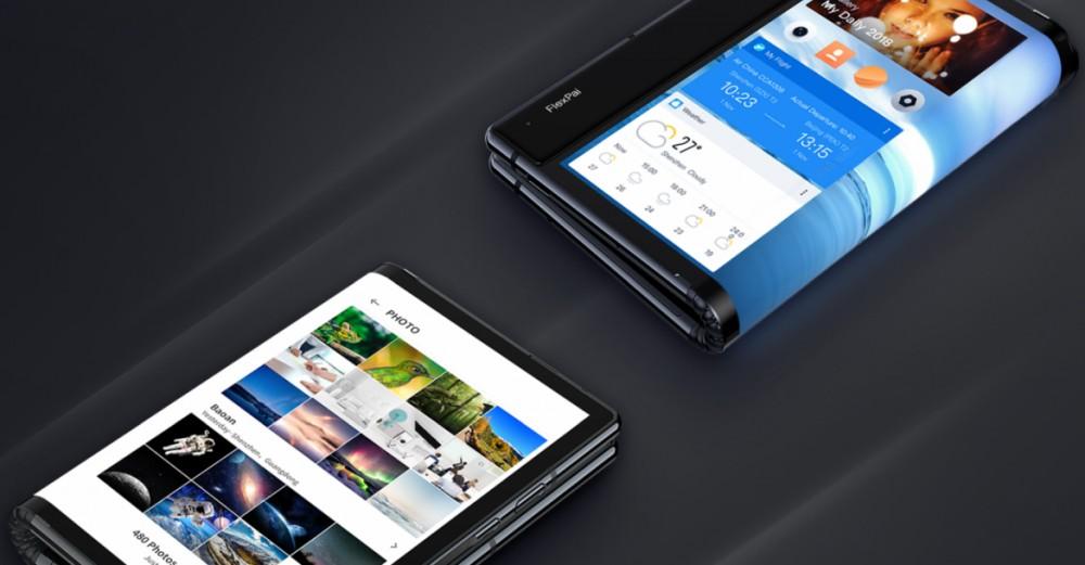 Это первый в мире складной смартфон и он не дёшев