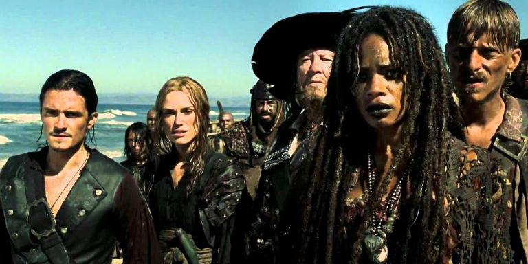 Подтвержден ремейк «Пиратов Карибского моря» без Джонни Деппа?