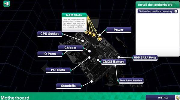 PC Building Simulator в этом месяце выйдет из раннего доступа