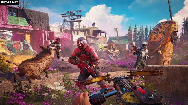 В Far Cry New Dawn будет больше RPG-элементов, чем в FC5