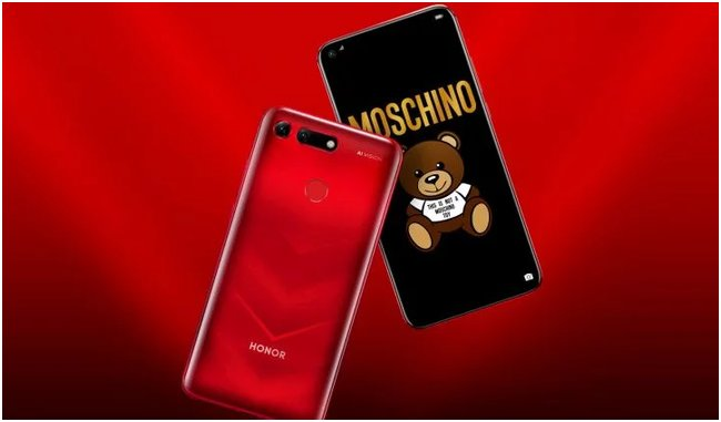 Смартфон Honor V20 Moschino Edition / Цвет Phantom