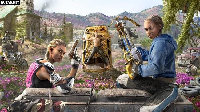 Тесты Far Cry: New Dawn на видеокартах Nvidia и AMD